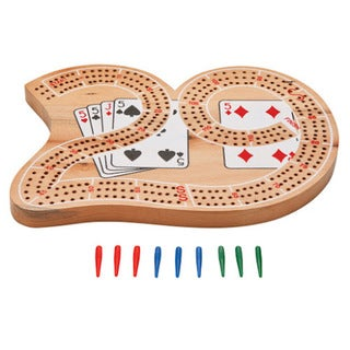 Mainstreet Classics Wooden '29' Cribbage Board 23277595
