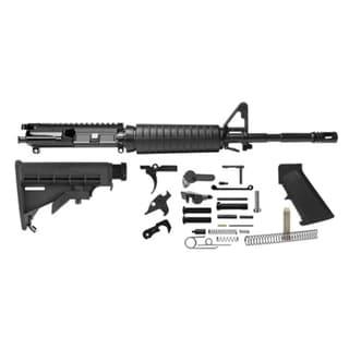 """Del-Ton 16"""" M4 Rifle Kit M-Lok Furniture Black 23291004"""