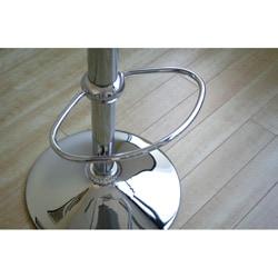 Urban Silver Barstools (Set of 2)