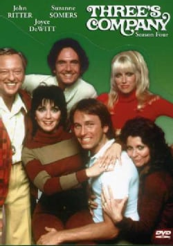 Three's Company: Season 4 (DVD)