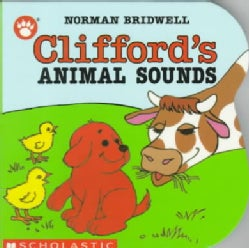 Clifford's Animal Sounds (Board book)