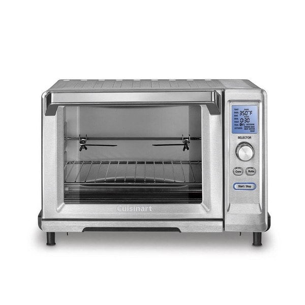 Cuisinart TOB-200N Rotisserie Convection Toaster Oven (As Is Item) 36027718