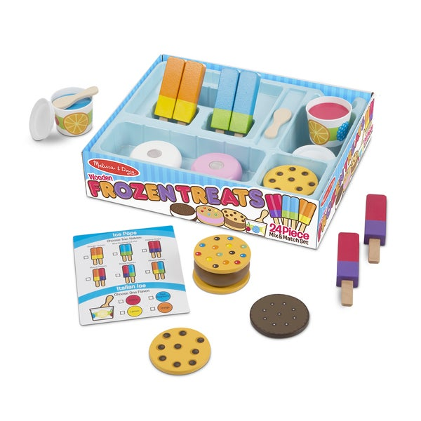 Melissa & Doug Frozen Treats Play 23338578