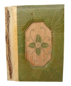 Flower Lotus Leaves Photo Album (Indonesia)