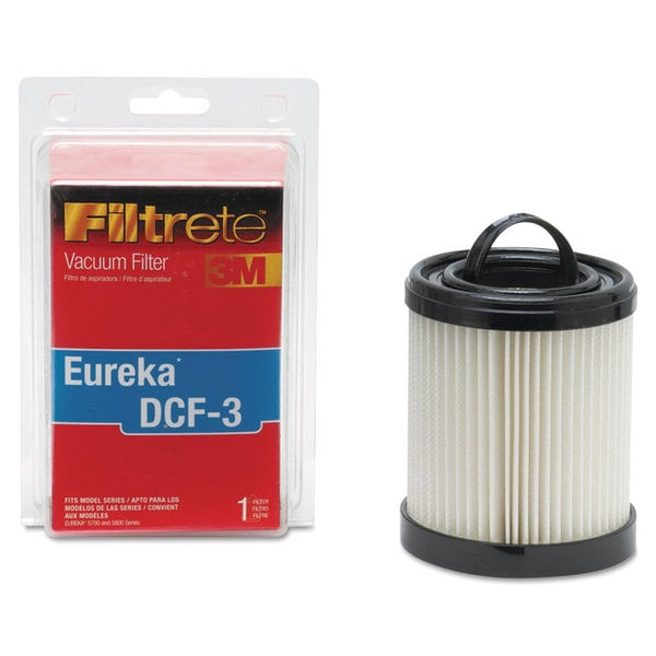 Eureka Dust Cup Filter For Bagless Upright Vacuum Cleaner DCF-3 23341175