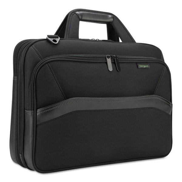 Targus EcoSmart Topload 15.6-inch 5 x 15 1/2 x 13 1/2 Black 23345483