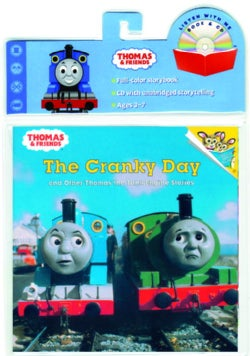 Thomas & Friends: The Cranky Day and Other Thomas the Tank Engine Stories