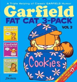 Garfield Fat Cat 3- Pack (Paperback)