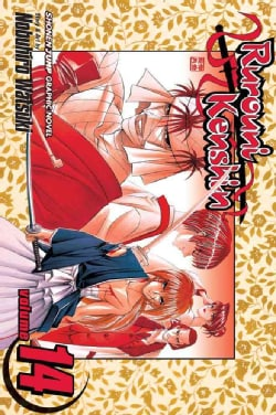 Rurouni Kenshin 14: The Time Is Now (Paperback)