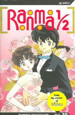 Ranma 1/2 30: It Slices! It Dices! (Paperback)