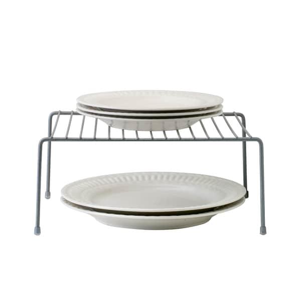Kitchen Details Grey Iron Medium-sized Kitchen Shelf Organizer 23362498