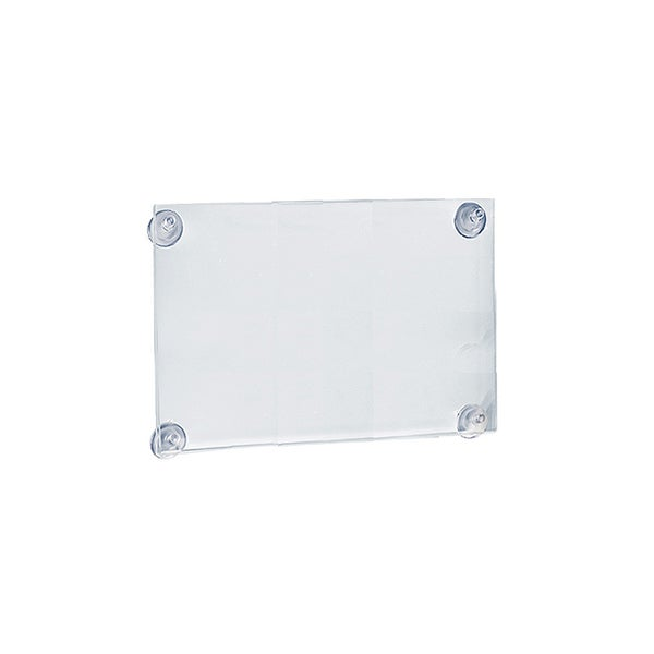 Azar 106611 14 W x 11 H Sign Frame with suction cups, 2Pack 23374693
