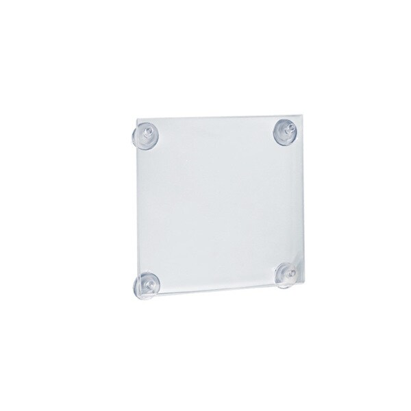 Azar 106614 8.5 W x 11 H Sign Frame with suction cups, 2Pack 23374694