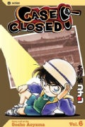 Case Closed 6 (Paperback)