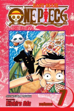 One Piece 7: The Crap-geezer (Paperback)