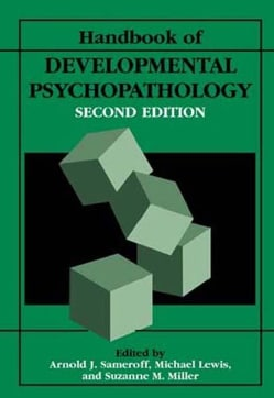 Handbook of Developmental Psychopathology (Hardcover)