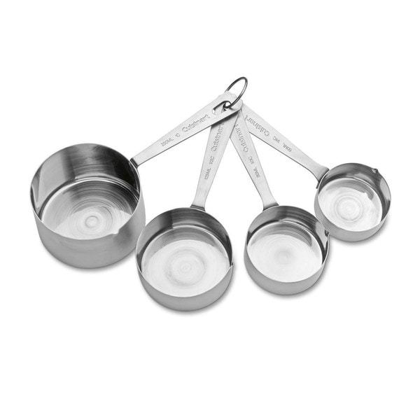 Cuisinart CTG-00-SMC Stainless Steel Measuring Cups 23394640
