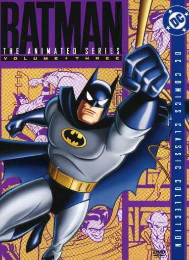 Batman: The Animated Series Vol 3 (DVD)