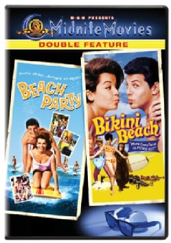 Beach Party/Bikini Beach (DVD)
