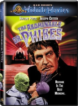 Abominable Dr. Phibes/Dr. Phibes Rises Again (DVD)