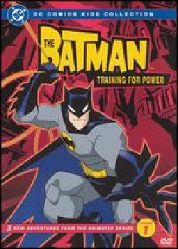 The Batman: Training for Power Season 1 Vol 1 (DVD)