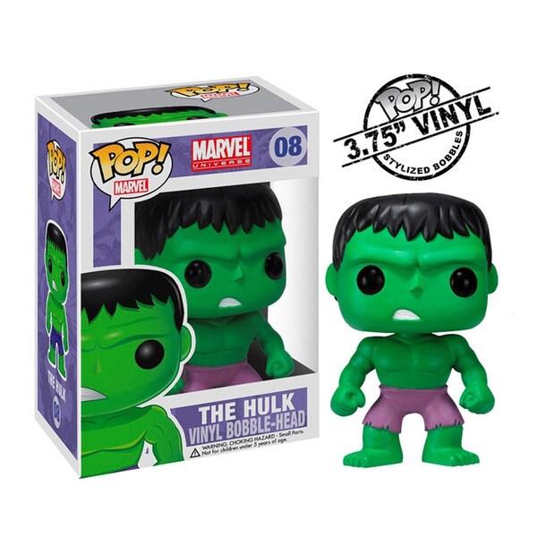 Funko Pop! Marvel Heroes Hulk Bobblehead 23436717