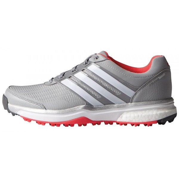 Adidas Women's Adipower Sport Boost 2 Onix/ White Golf Shoes 23436734
