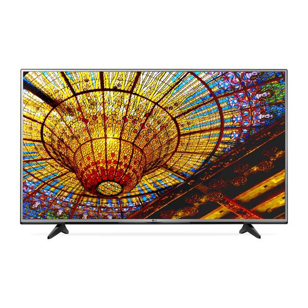 "60UH6150 60"""" Ultra High Definition Smart LED TV with 4K Ultra HD  TruMotion 120 Hz  IPS Panel  webOS 3.0  And UHD Mastering Engine  in"" 690442"
