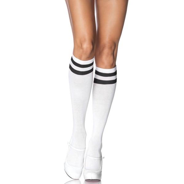 Leg Avenue Women's Athletic Knee-highs 23455336