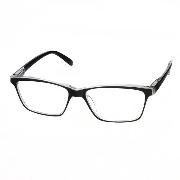 Hot Optix Women's Acrylic and Plastic Rectangular Reading Glasses 23459375