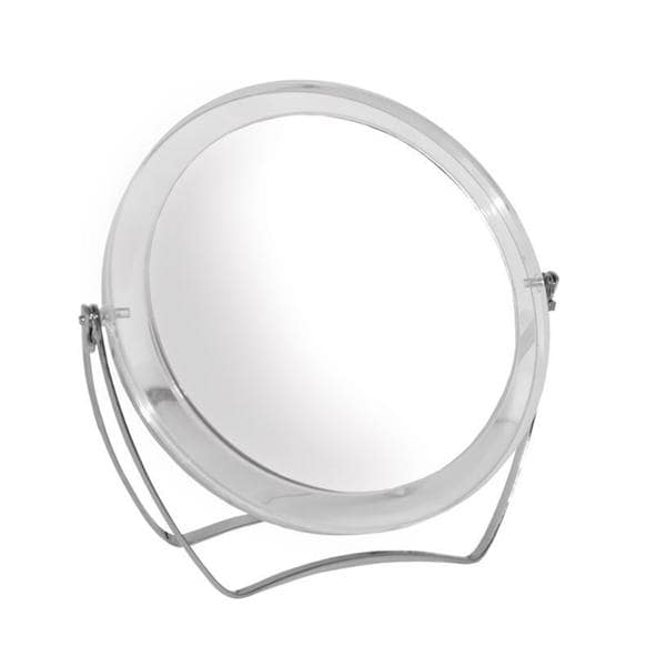 Rucci Round Acrylic Foldable 10x Magnification Mirror and 3-in-1 Compact Mirror 23461352