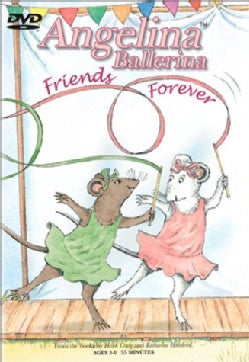 Angelina Ballerina: Friends Forever (DVD)