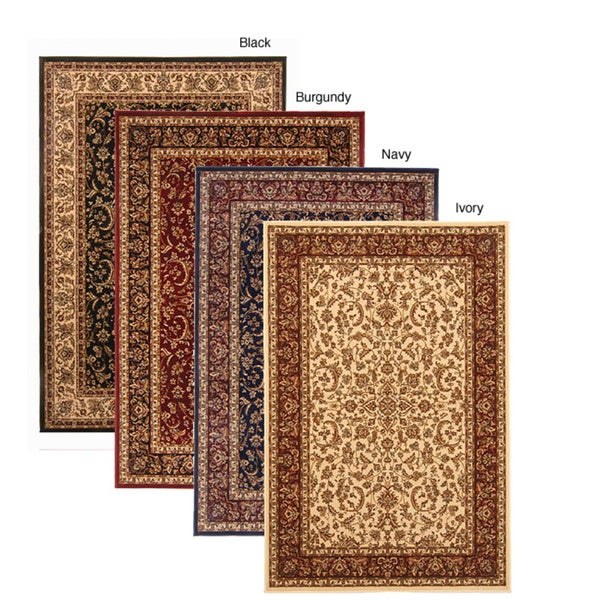 Nicole Heriz Heat-set Emerlen Rug (5'5 x 8'3)