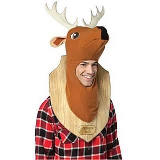 Deer Trophy Head Costume 23495032
