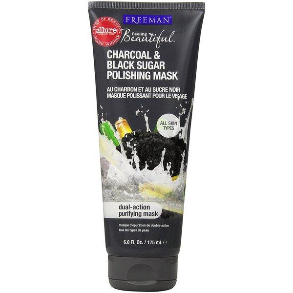 Freeman Facial Polishing Charcoal & Black Sugar Mask 23495417