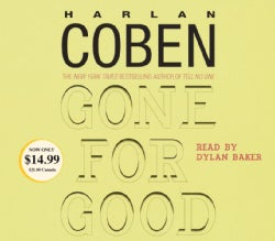 Gone for Good (CD-Audio)