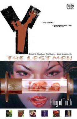 Y: The Last Man 5: Ring of Truth (Paperback)