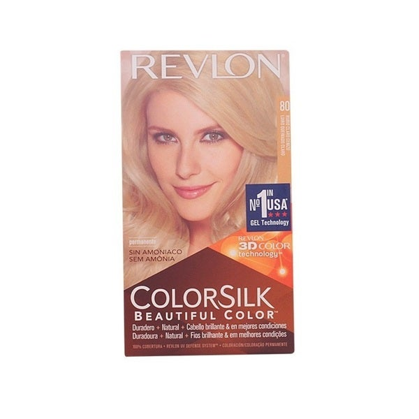 Revlon Colorsilk Permanent Hair Color Medium Golden Chestnut Brown 23500283