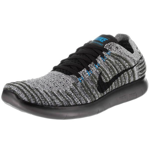 Nike Men's Free Run Flyknit Running Shoes 23501138