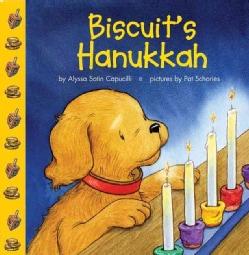 Biscuit's Hanukkah (Board book)