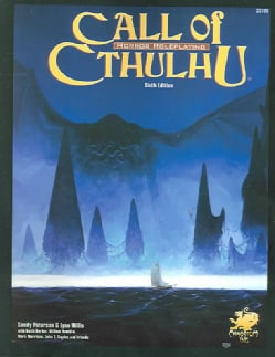 Call Of Cthulhu: Horror Roleplaying In the Worlds Of H.p. Lovecraft (Paperback)