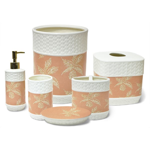 Veratex Pineapple Paradise Tropical Bathroom Collection 23521167