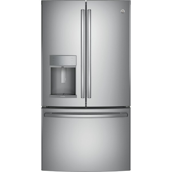 GE Profile Series Energy Star 27.8 Cubic-foot French-door Refrigerator with Hands-free AutoFill 23556988
