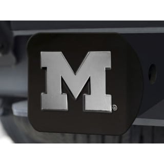 Michigan Black Hitch Cover 23560864