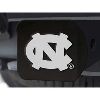 North Carolina Black Chrome Hitch Cover 23560867