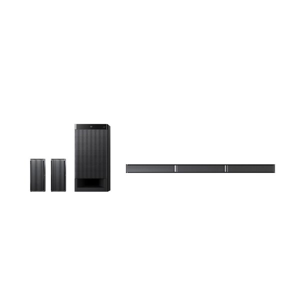 Refurbished Sony 5.1 CH Home Theater Soundbar with Bluetooth and Subwoofer HT-RT3 23572307