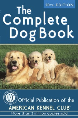 The Complete Dog Book (Hardcover)