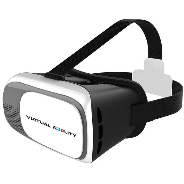 Virtual Reality 3D Glass Headset for iPhone/Android/Others 23588015