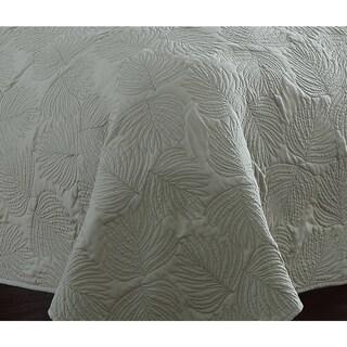 Estate Collection Leaf Stitch II Quilt Set