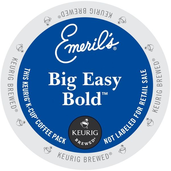 Emeril's Big Easy Bold Coffee K-Cup Portion Pack 23611695